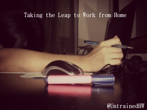 From Office Employee to Home Office Boss: Taking the Big Leap to Work from Home
