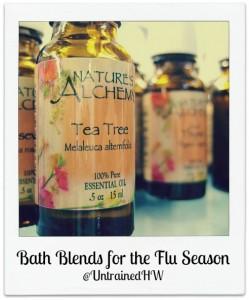 Bath Blends for the Flu Season