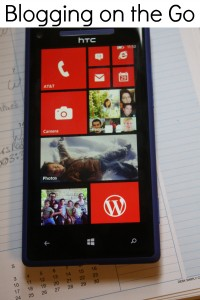 Blogging and Playing On the Go – Microsoft Windows Phone Reinvented Around Me