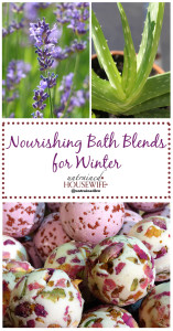 Nourishing Bath Blends for Winter