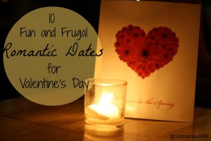 10 Fun and Frugal Romantic Dates for Valentine's Day