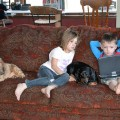 5 Rainy Day Activities the Whole Family Can Enjoy! From Untrained Housewife