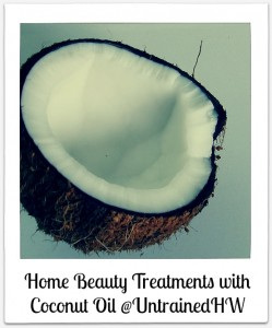 DIY Beauty Treatments with Coconut Oil