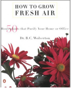 Book Review:  How To Grow Fresh Air