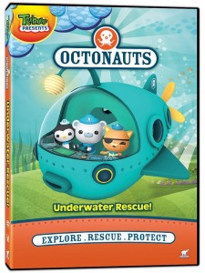 Octonauts – Active Shows for Active Kids