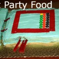 Robot party food