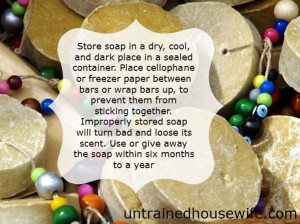 How do You Make Soap? Making hot process lye soap