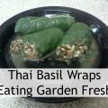 Thai-Basil-Wrap-Recipes Variations