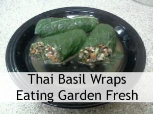 Thai-Basil-Wrap-Recipes Variations
