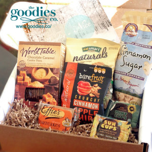 Try a New Snack Sampler Box!