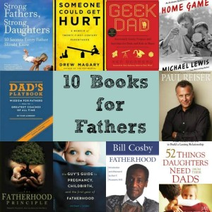 10 Books For Fathers