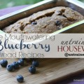 Mouthwatering Blueberry Bread and Muffin Recipes