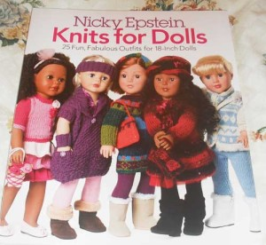 Knits for Dolls Book Review by Nicky Epstein