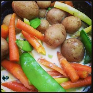 Veggie and Potato Goulash