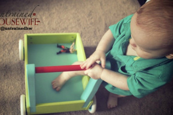 Oxybul wooden toys are refreshing and fun. @UntrainedHW