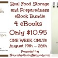 Food Preparedness and Storage Ebook Bundle Bundle