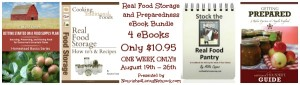 Preparedness and Food Storage Ebook Resources!