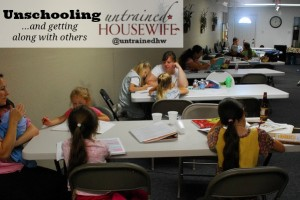 Unschooling: Preparing Children to Get Along With Others