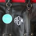 Signature Monogram Bag Giveaway
