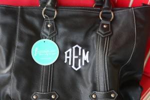 Signature Monogram Bag Giveaway