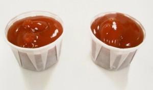 ketchup tubs