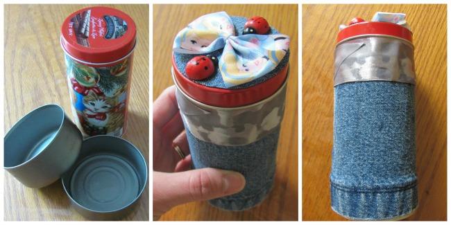 Decorative Candy Tin