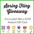 Spring fling $150 giveaway