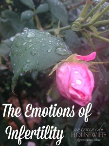 The emotions of infertility