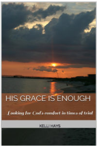 His Grace is Enough- Book Review