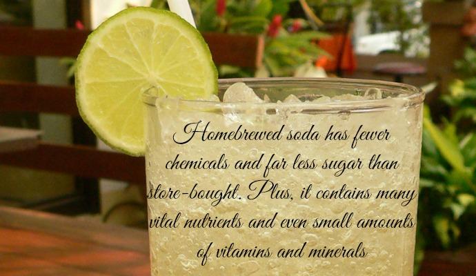 home brewed soda recipes