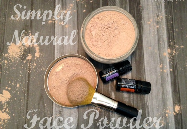 Simply Natural Face Powder