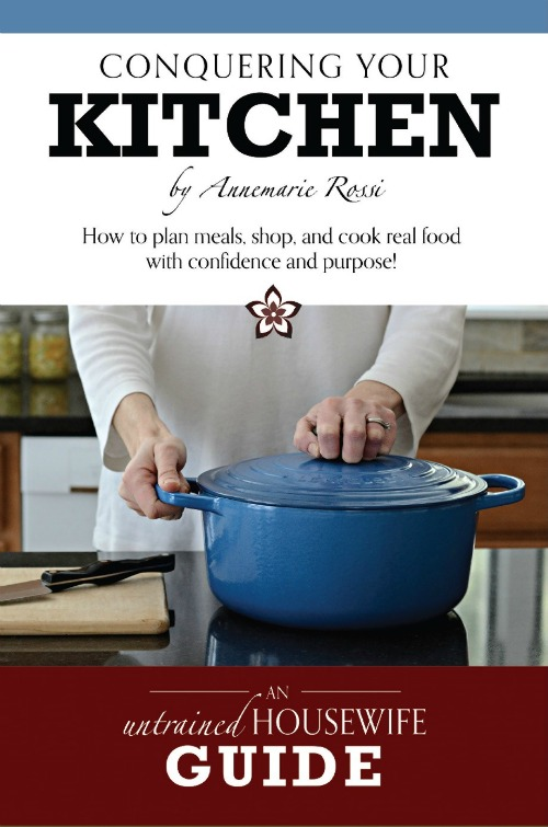 Conquering Your Kitchen with Menu Plans and Easy Prep Recipes