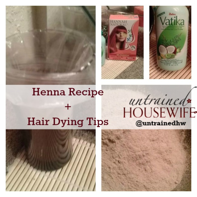 Henna Hair Dye Recipe And Tips For Success