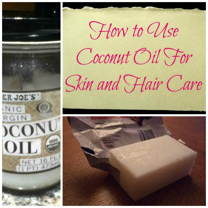 How to Use Coconut Oil For Skin and Hair Care