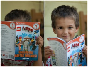 New Books from DK to Celebrate The LEGO® Movie – Reaction and Review