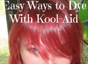 5 Easy Ways to Use Kool Aid as a Fun Dye