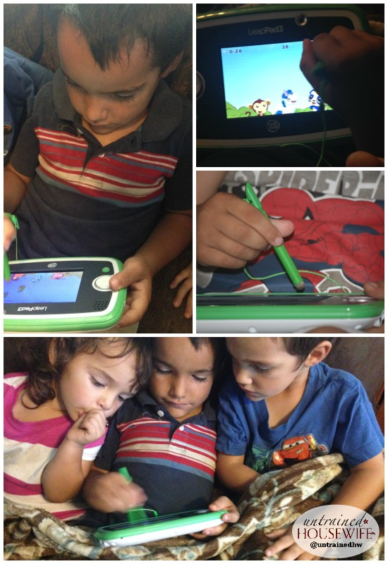 LeapPad3 Tablet Review - How we fit LeapFrog into our homeschool.