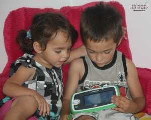 Homeschooling Preschoolers Made Easier With #LeapPad3 by #LeapFrog