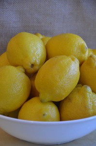 Use a lemon juice mixture as a DIY toner - and other helpful tips for natural acne remedies