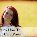 Red Head in a Field - Hair Care How To