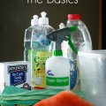 You only need a few products to switch over to all-natural cleaning.