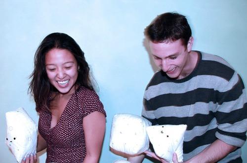 Prismland creators Jess Chen and Matthew Mayers