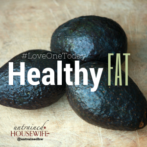 Avocados have healthy fats #LoveOneToday (plus giveaway)