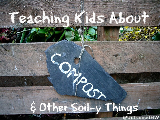 Studying soil with kids - 12 ways to get your hands dirty and study soil together