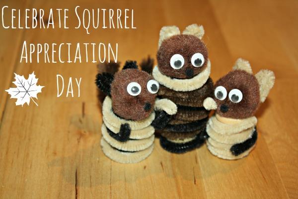 Squirrel Appreciation Day 2