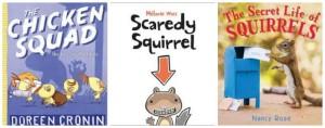 Squirrel Appreciation Day Book