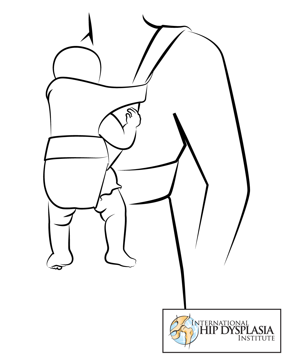 baby carrier not recommended