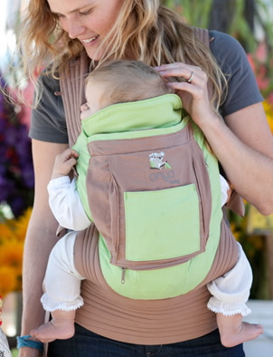 safe baby carrier