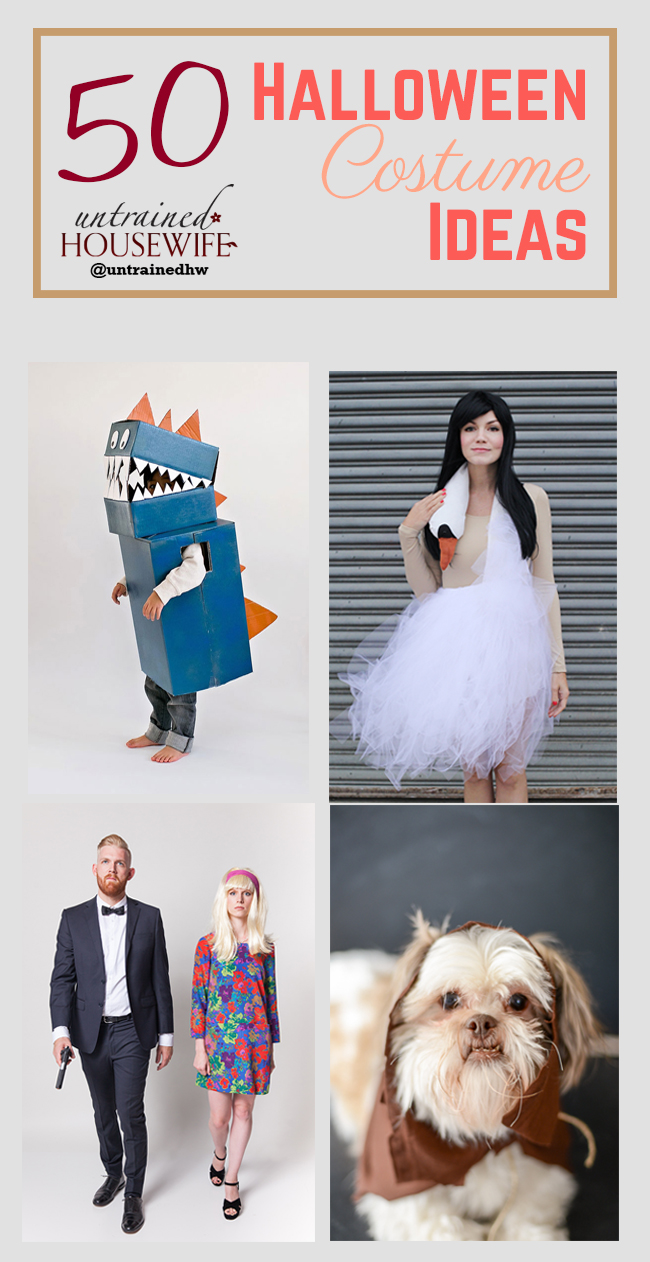 50 halloween costume ideas