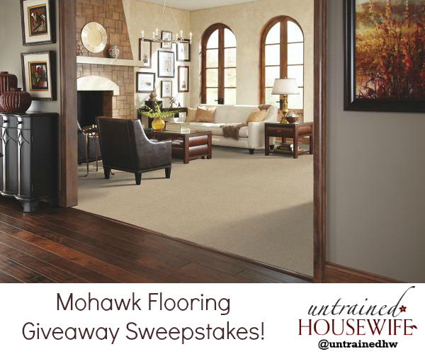 Mohawk Flooring Giveaway Sweepstakes